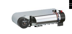 Termostater Termostatarmatur bruser (Krom/Sort)