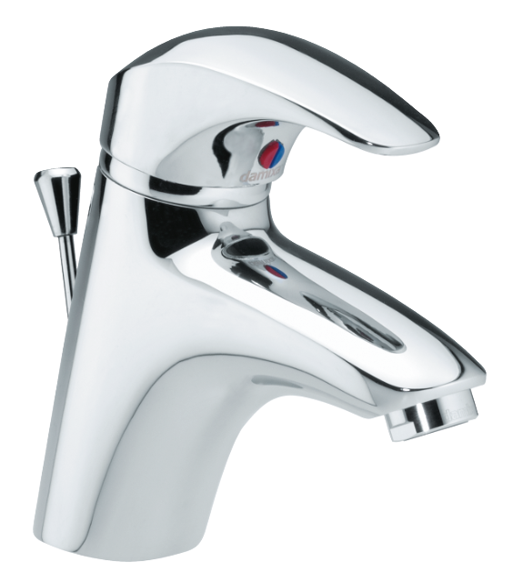 Picture of danish designed Space Basin mixer