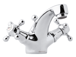 Tradition Basin Mixer with pop up waste