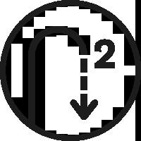 Bruseudtræk - 2 Funktioner