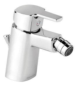 Pine Bidet Mixer with pop up waste