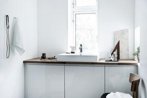 Silhouet Tvättställsblandare - medium