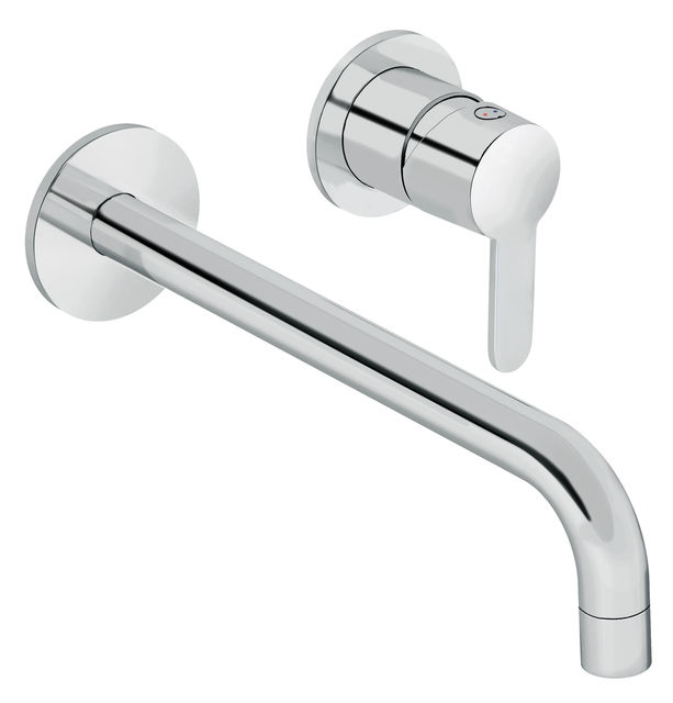 Exposed kit for built in Basin Mixer Box (250 mm)