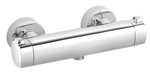 Thermixa 700 shower mixer in chrome
