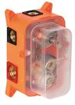 Skrzynka podtynkowa natryskowej baterii termostatycznej