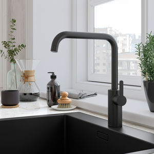 Silhouet Kitchen Mixer (Matt black)