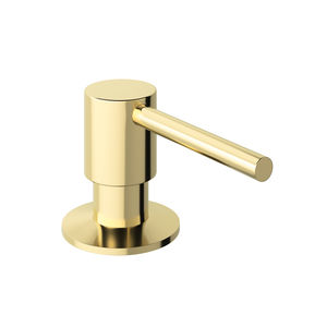 Kitchen Accessories Soap dispenser (Polished Brass PVD)