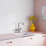 Touchless kitchen tap